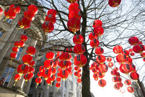 Celebrating Chinese New Year 2015 In Manchester