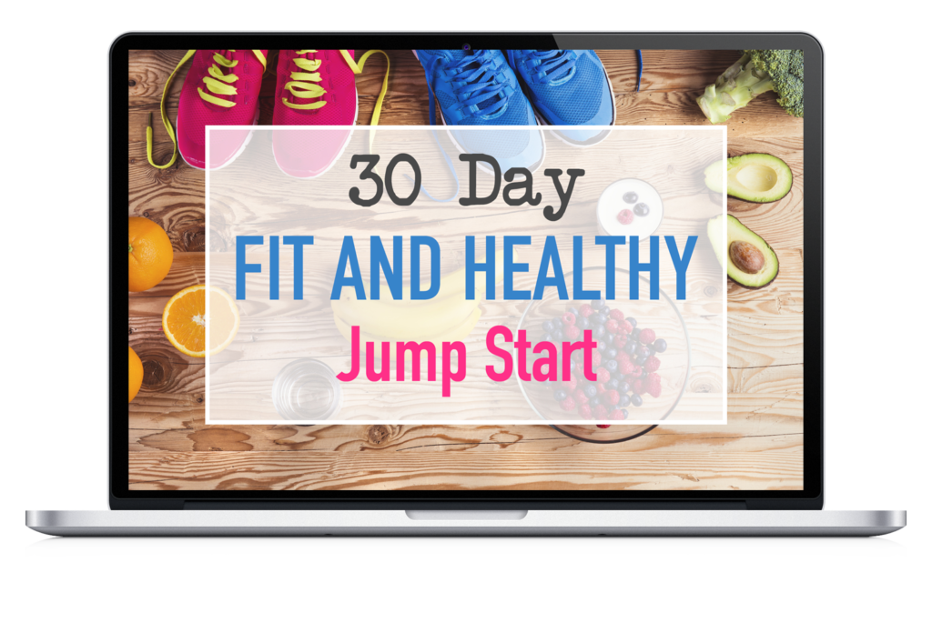 Giveaway: 30 Day Fit & Healthy Jump Start Programme