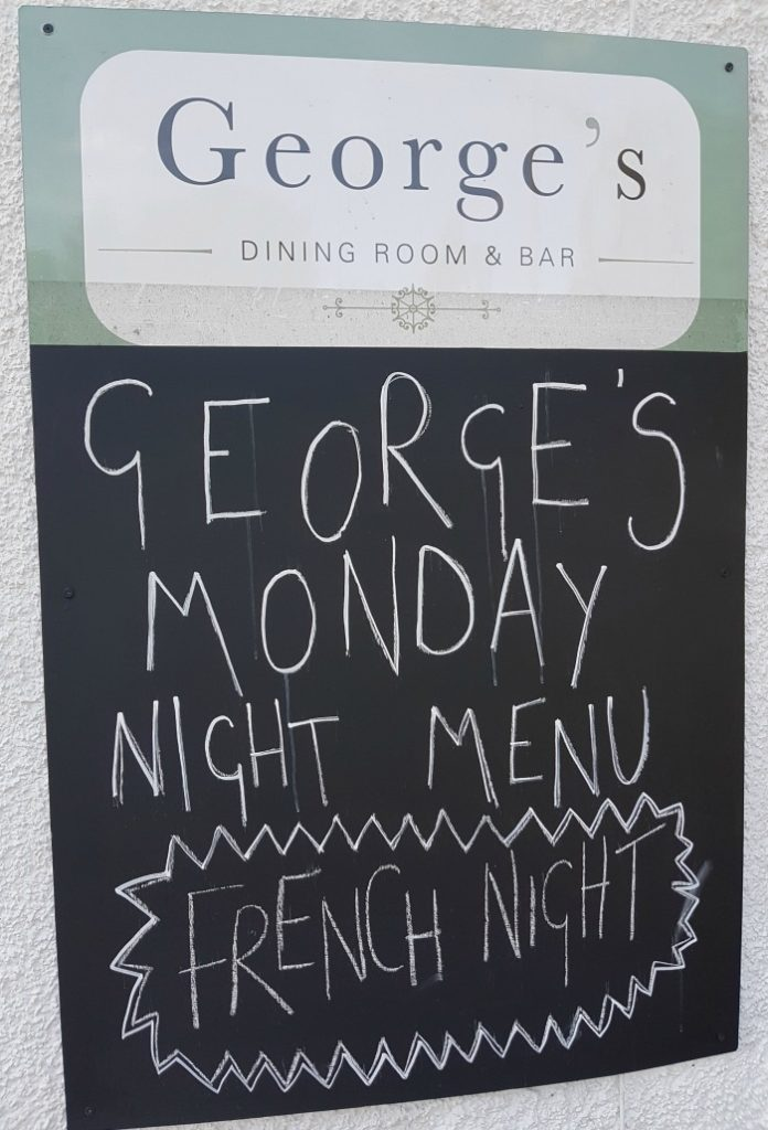 George's Worsley Review