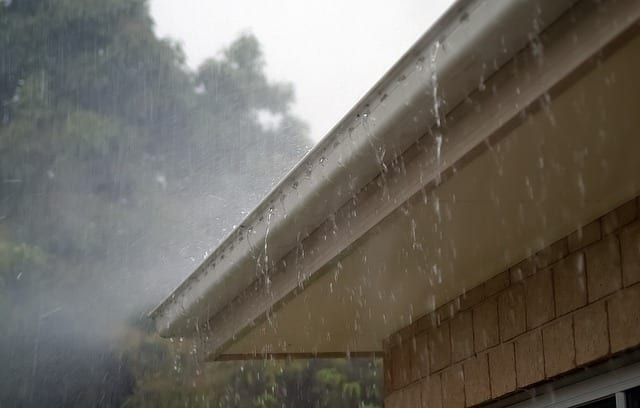 Clearing your gutters